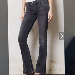 EUC Citizens of humanity Emanuelle slimboot jeans